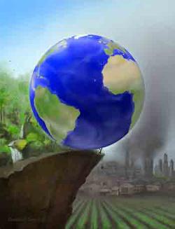 La Tierra al borde del colapso