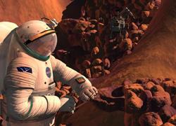 astronauta marte