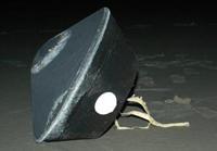 capsula en tierra