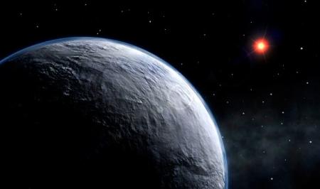 dibujo exoplaneta