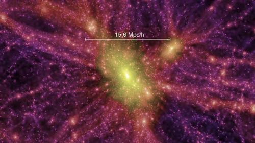 ¿El universo ultra profundo y Dios explicandolo?