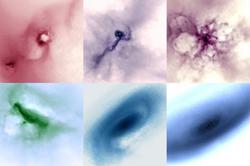 simulacion galaxias