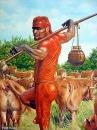 granjero neolitico
