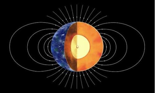 Neofronteras El Reciente Campo Magnético Terrestre Portada