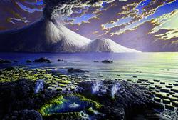 Resultado de imagen de El oxígeno es un gas muy reactivo, no existe de manera libre durante un largo período de tiempo